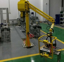 电动汽车充电器搬运助力机械手