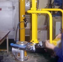 机械零件搬运助力机械手