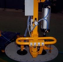 金属板材搬运助力机械手