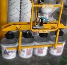 料桶搬运助力机械手
