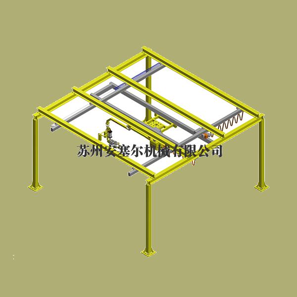 龙门框架轨道式助力搬运机构(XY)