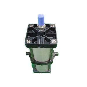 自主开发的低摩擦气缸
