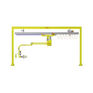 龙门框架轨道式助力搬运机构(XY)供应商